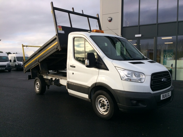 Tipper Van Hire Norwich