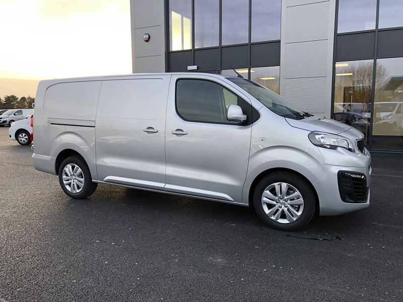 Long Term Van Hire Medium Hire, Long Wheel Base Size