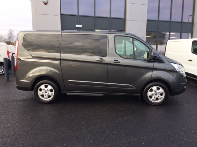 Long Term MPV Hire 8 Seat People Carrier Hire