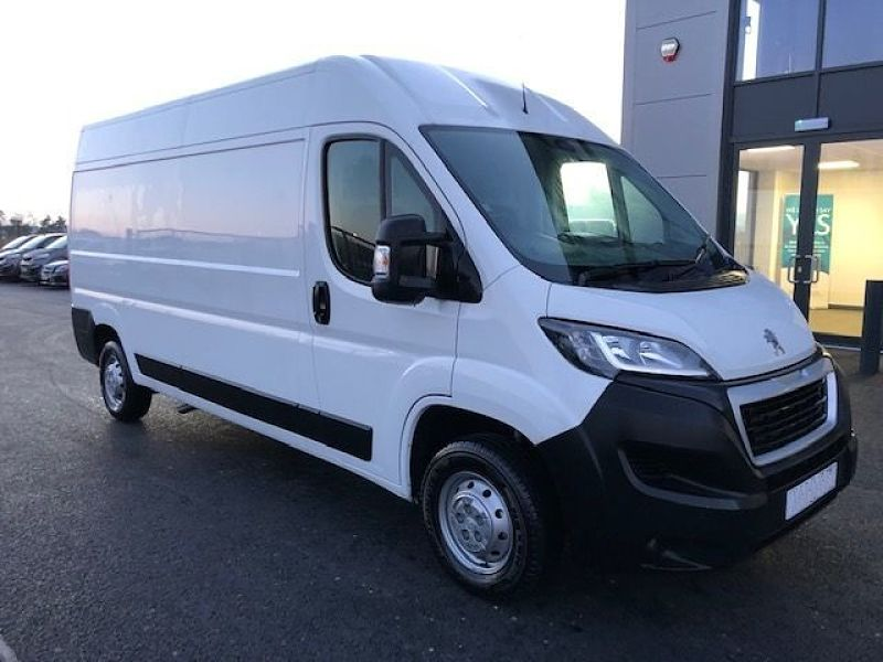 Long Term Van Hire Lwb High Top