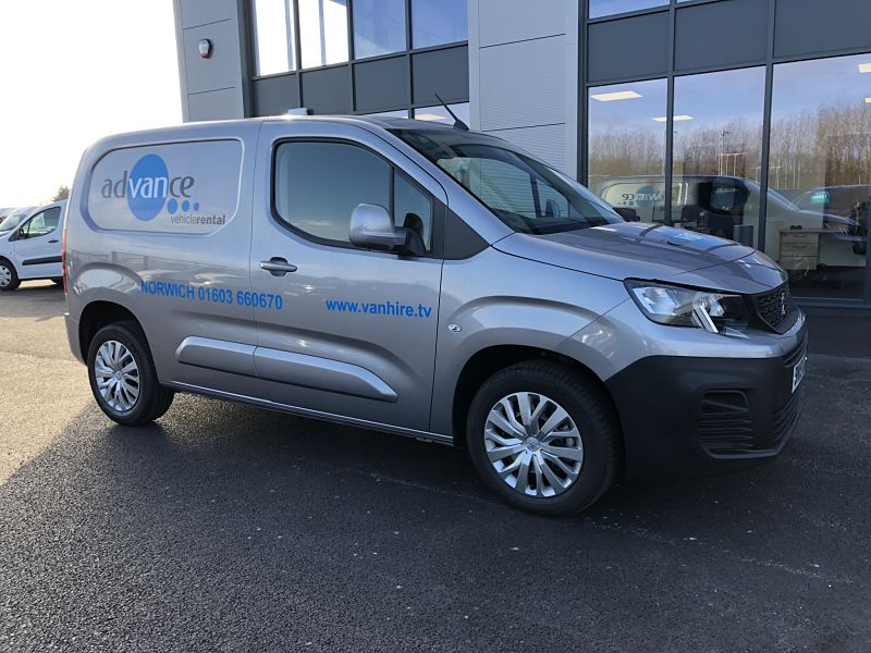 Small Van Hire Norwich