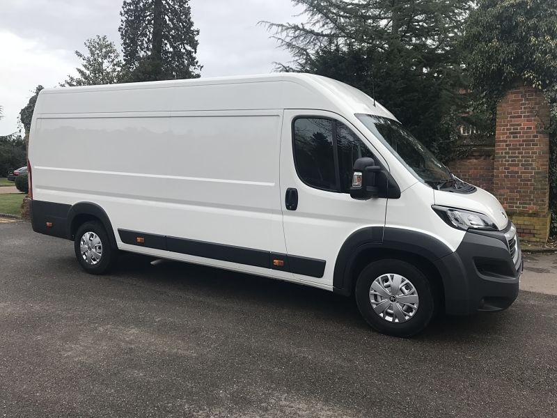 Long Term Jumbo Van L4 Hire
